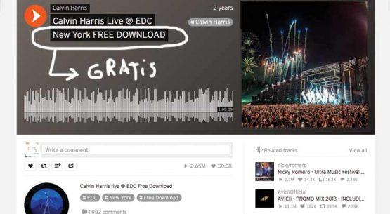 descargar musica gratis mp3 soundcloud
